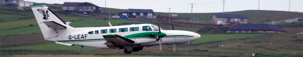Sumburgh Airport Archives